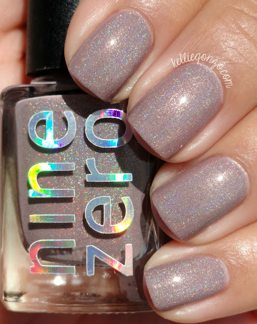 Nine Zero Lacquer S'more Holo