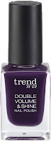 Preview: Die neue dm-Marke trend IT UP - Double Volume & Shine Nail Polish 200 - www.annitschkasblog.de