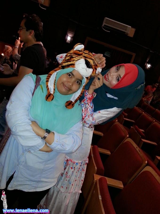 Teater Cinta Sang Arnab & Mahkamah Lorong Oleh Tronoh Theatre Shop