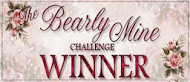 WINNER OVER AT BEARLY-MINE CHALLENGE APRIL 2014 ANYTHING GOES