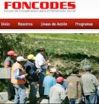 FONDO DE COOPERACIÓN PARA EL DESARROLLO SOCIAL