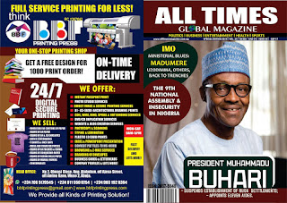 ALL TIMES GLOBAL MAGAZINE 25TH EDITION
