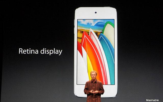 iPod Touch New 2012, 5 Warna Trendi dan Powerful!