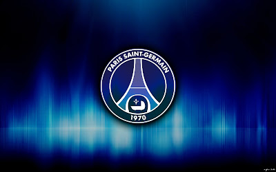 Paris Saint-Germain FC Logo 2012-2013