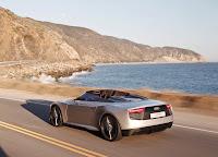 Audi E-tron Spyder Wallpaper