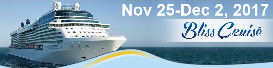 Bliss Cruise November 2017