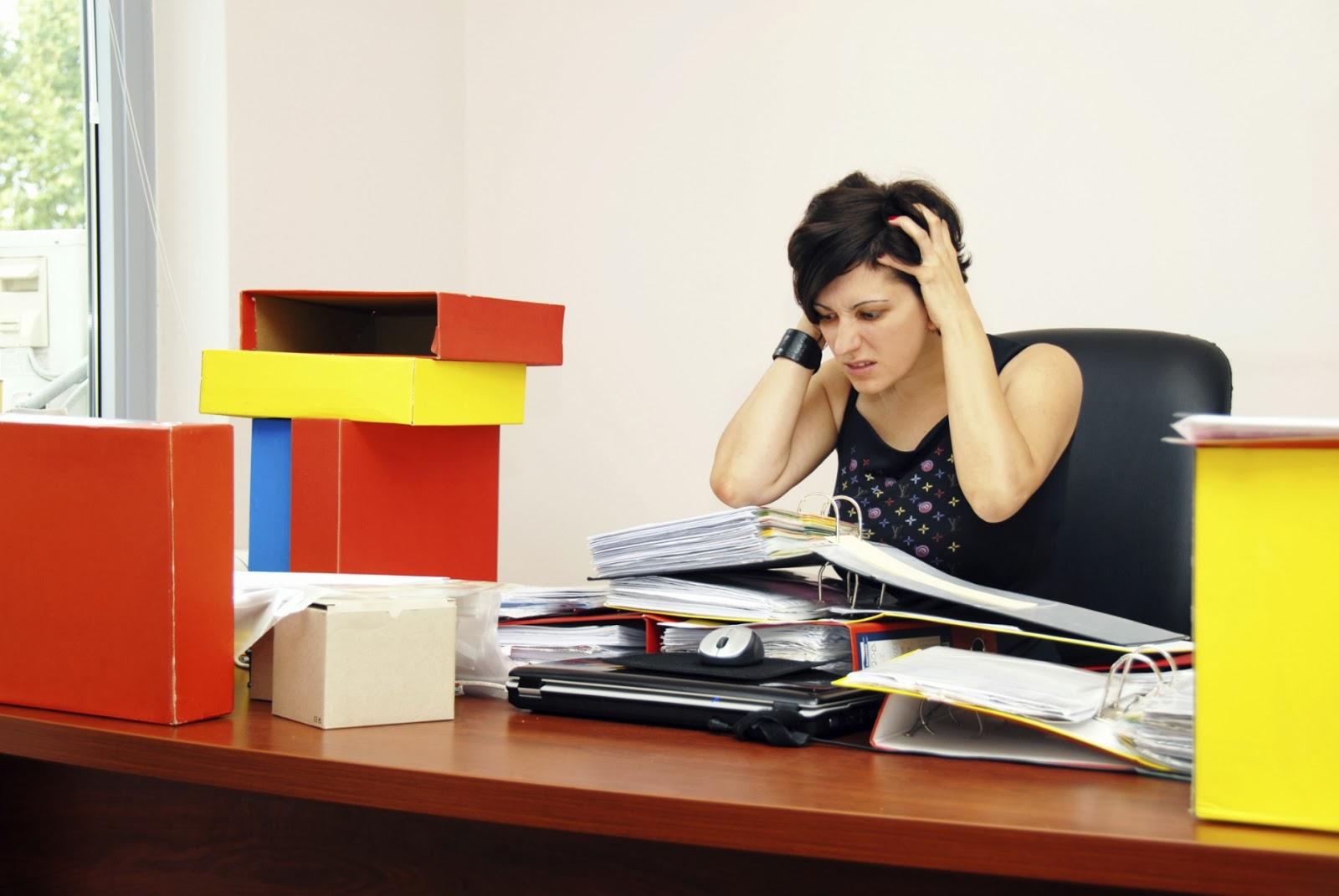 ¿Cuales son los factores del estrés Laboral?