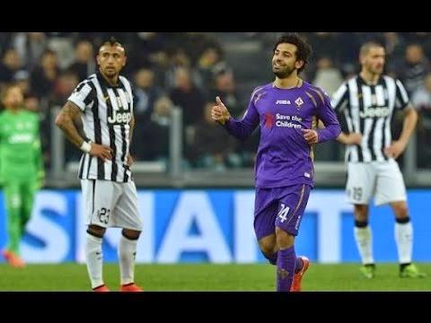 ملخص لمسات محمد صلاح أمام يوفنتوس Summary of housing Mohammed Salah against Juventus
