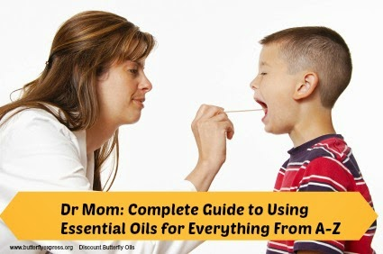 Take the guesswork out of choosing essential oils to treat common ailments!