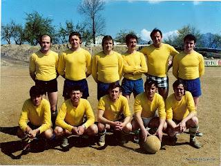 Candelario Salamanca un equipo de fútbol