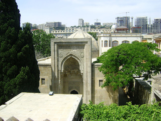 Shirvanshahs Palace in Baku -Eurovision 2012 Baku, Azerbaijan |Travel Guide