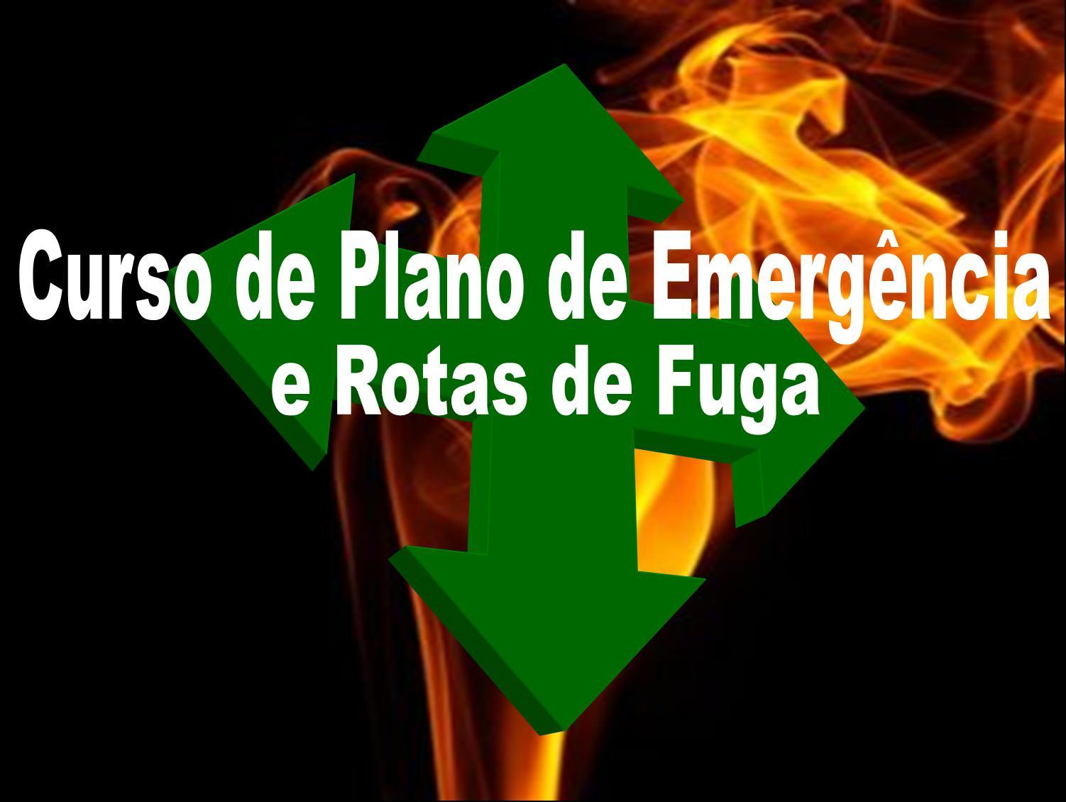 emergencia contra incendio:
