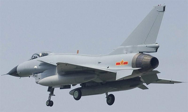 Chengdu FC-1 China Multi-Role Fighter Jet