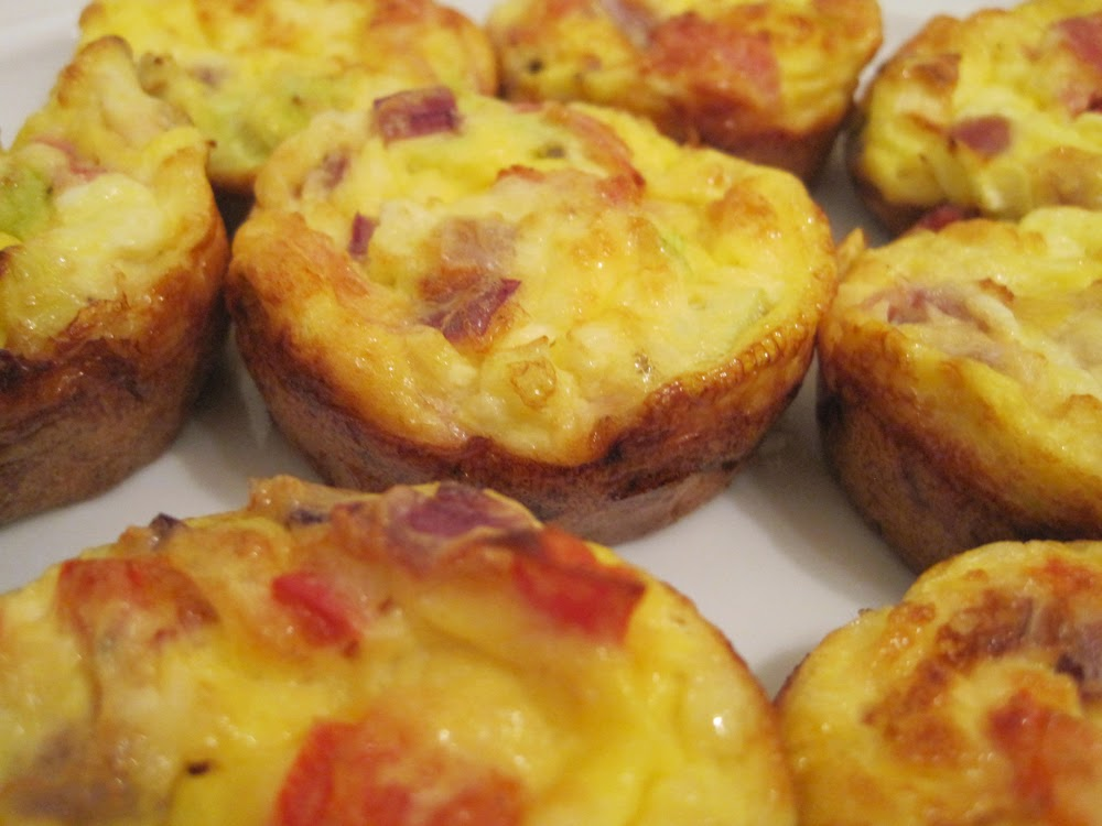 Mini Crustless Quiches - a Slimming World recipe | Every ...