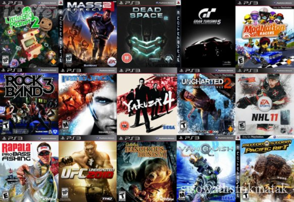 New Playstation 3 Games : Games for free