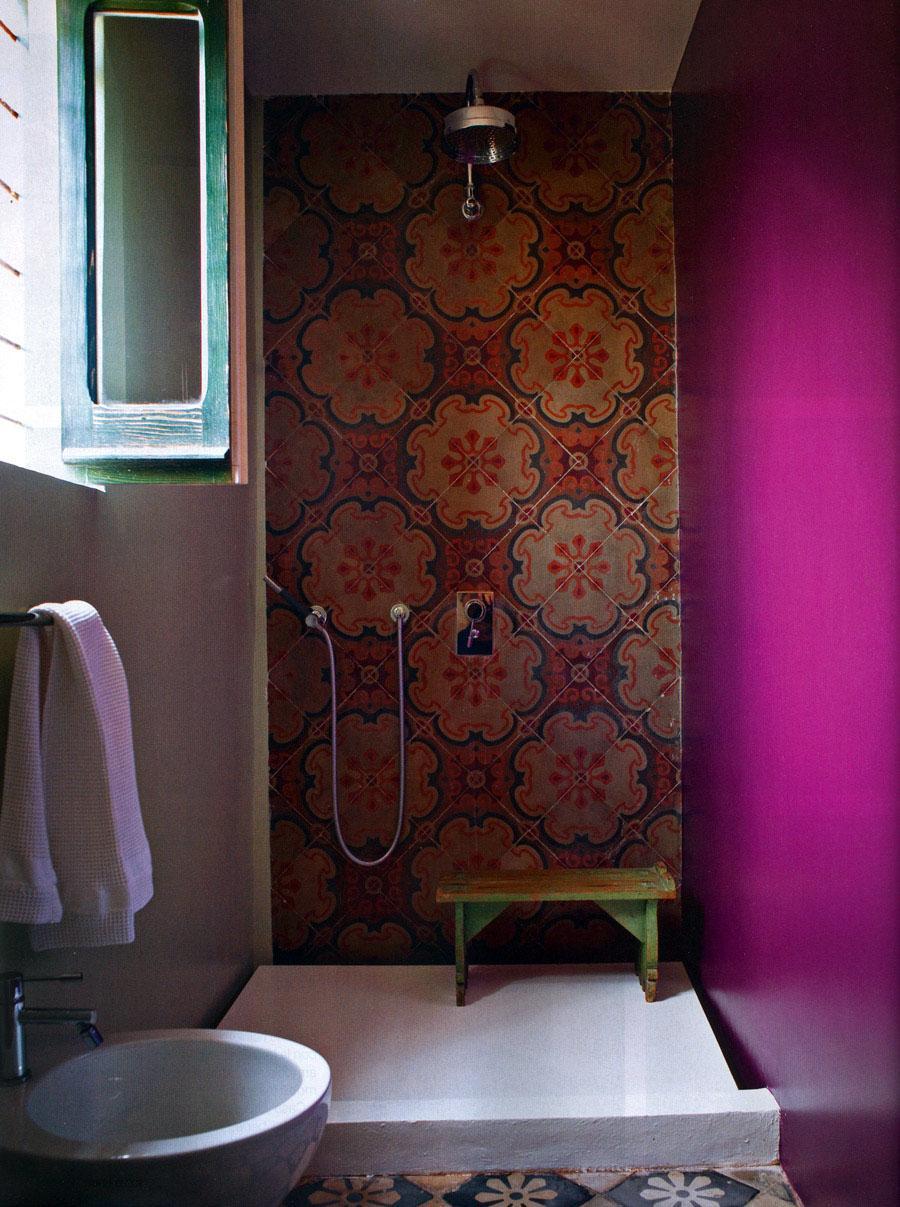 Iiiinspired a little tile show from sicily for Elle decor italia