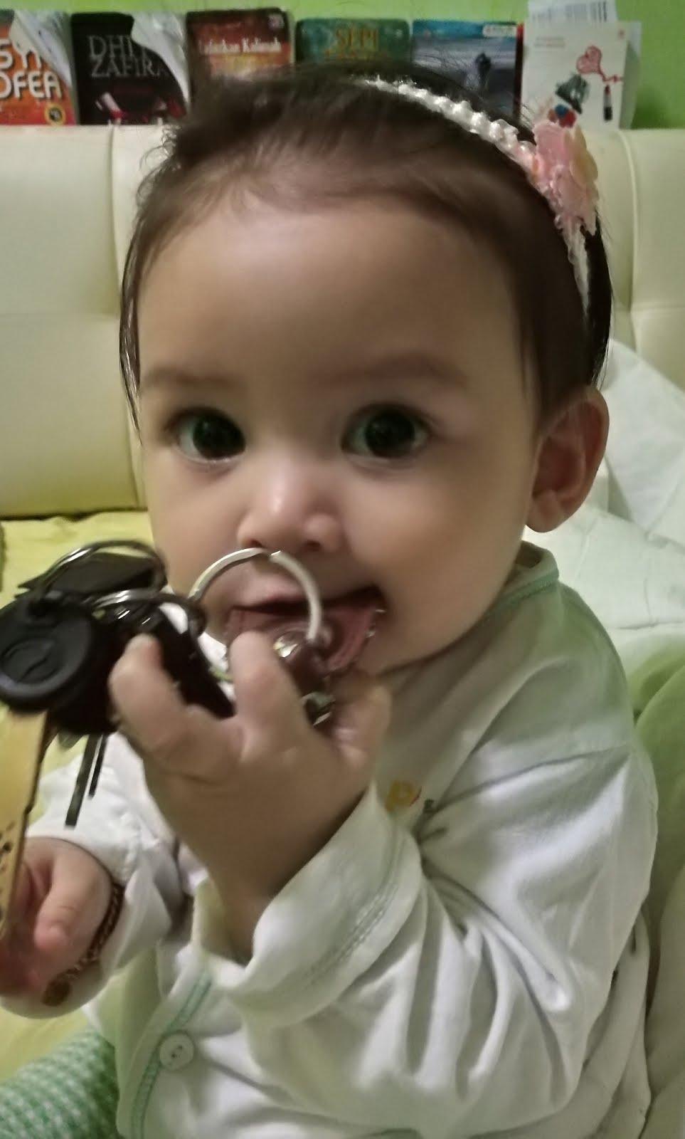 My Cutie!! -Izz Aish Humaira-