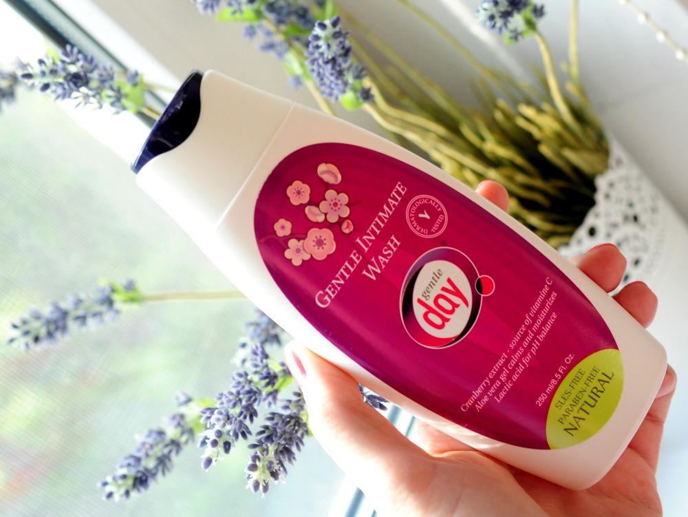 Naturalny delikatny płyn do higieny intymnej
