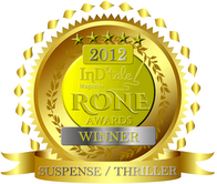 All Fall Down Won the RONE Award for Best Suspense