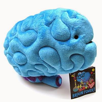 Peluche Cerebro