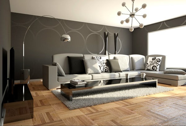 Minimalist House Interior Design: Modern Living Room Design for a Sleek Look