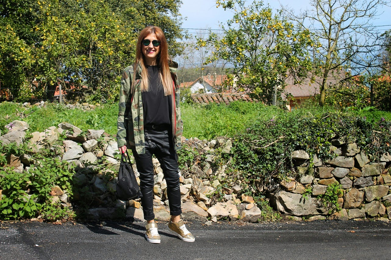 Carmen Hummer, Looks, Street Style, Fashion Blogger, Cool, Amazing, Pechón, Cantabria, Blog de Moda, Northwest
