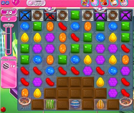 Candy Crush Saga 424