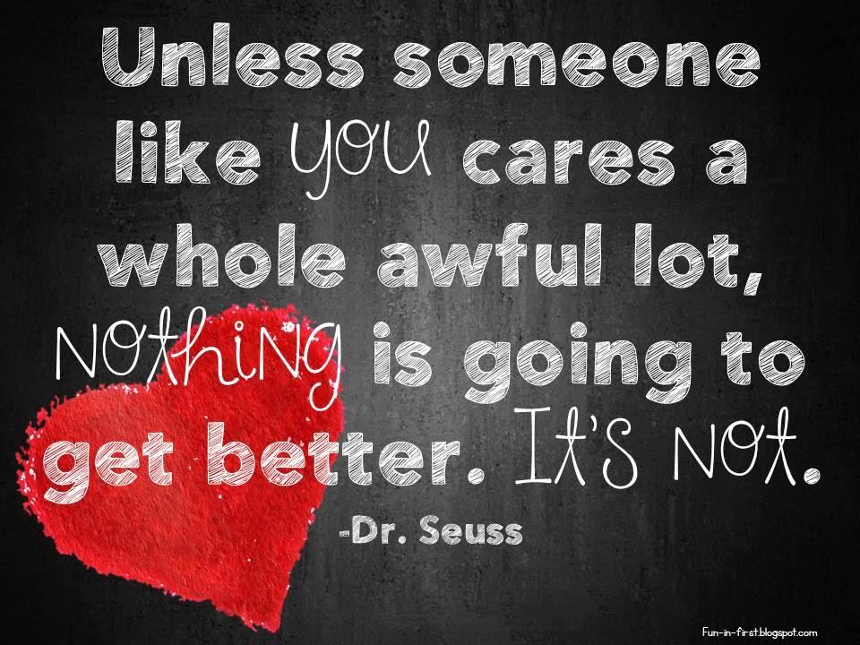 Oh, Dr. Seuss!