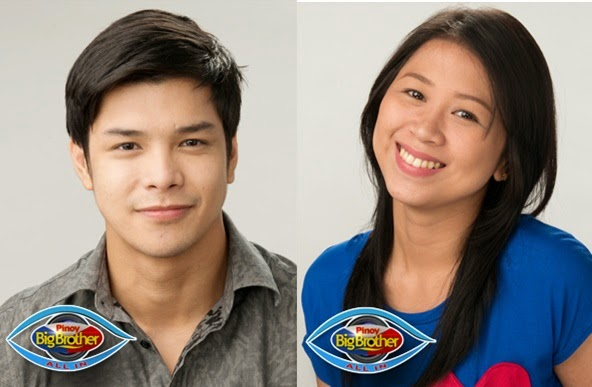 Chevin and Cess first evictees PBB All In