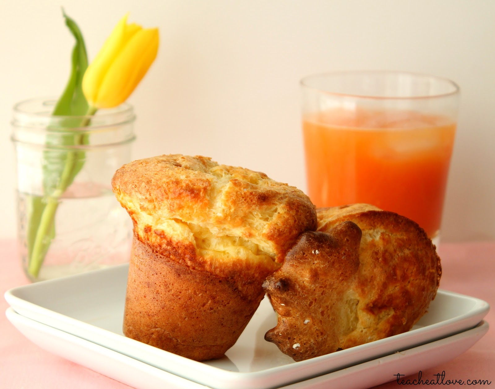 top of each popover to release steam and prevent sogginess and ...