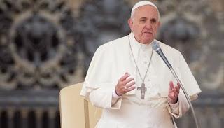 Papa Francisco dice que la evolución y la teoría del Big Bang son ciertas
