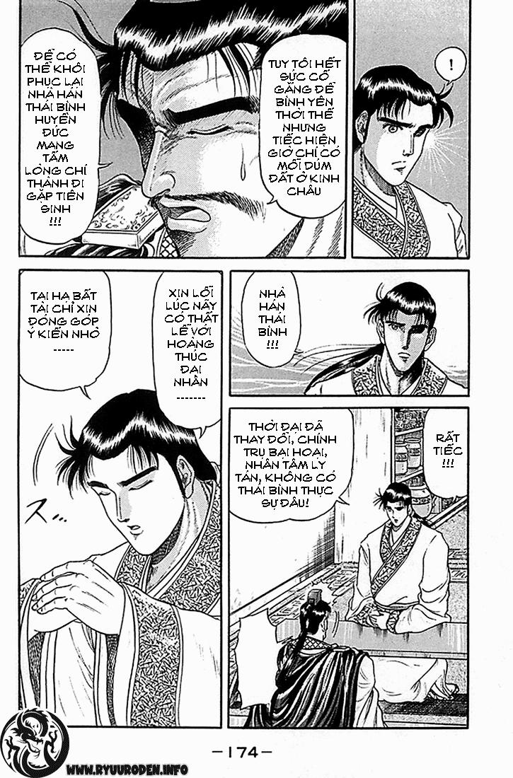 Chú Bé Rồng - Ryuuroden chap 7 - Trang 29