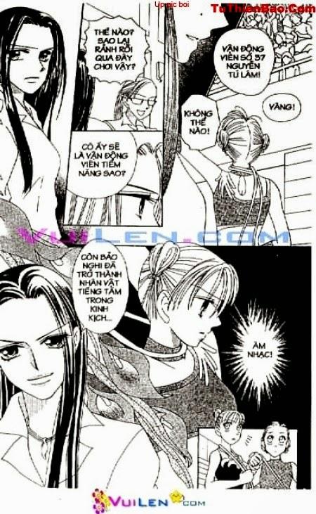 Cô Bé Đào Nguyên chap 11 - Trang 71
