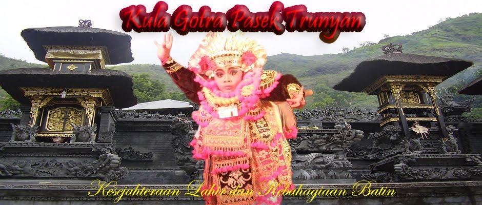 Kula Gotra Pasek Trunyan, Desa Tamblang
