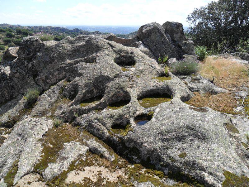 Blog para aficionados a la geolog a y mineralog a monte for Roca termica