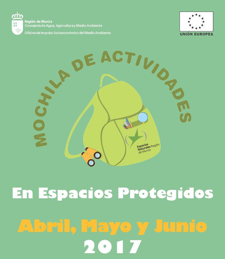 MOCHILA DE ACTIVIDADES