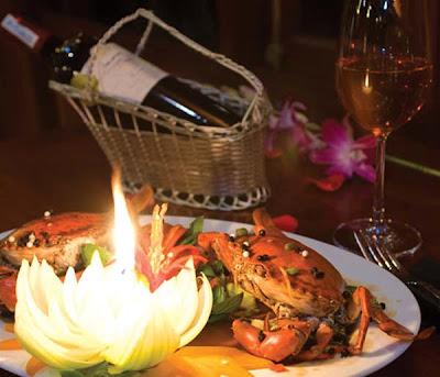 Fresh Seafood- Oriental Sails