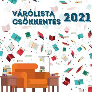 Várólista csökkentés 2021