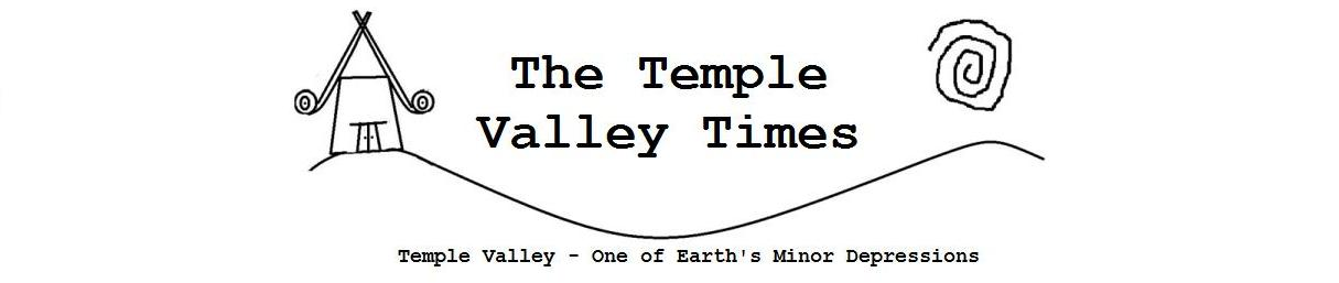 Temple Valley Times
