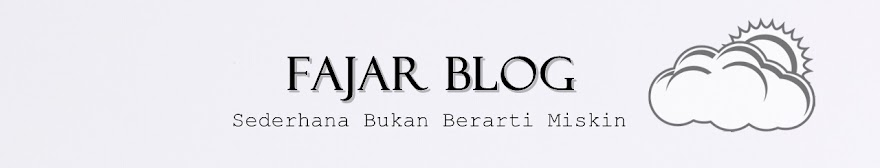 FajaR BloG