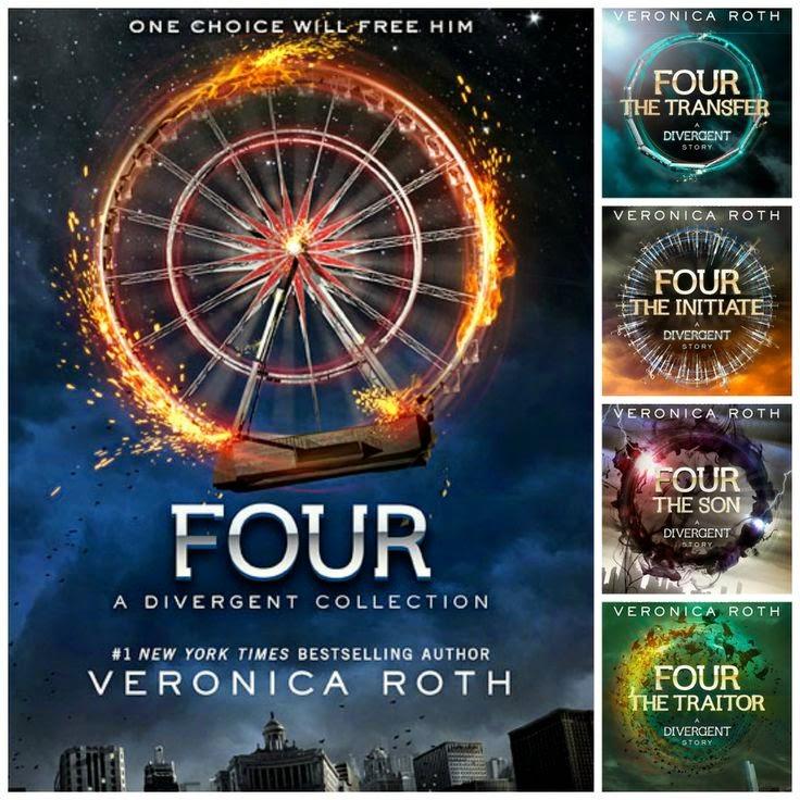 divergent four book - photo #1