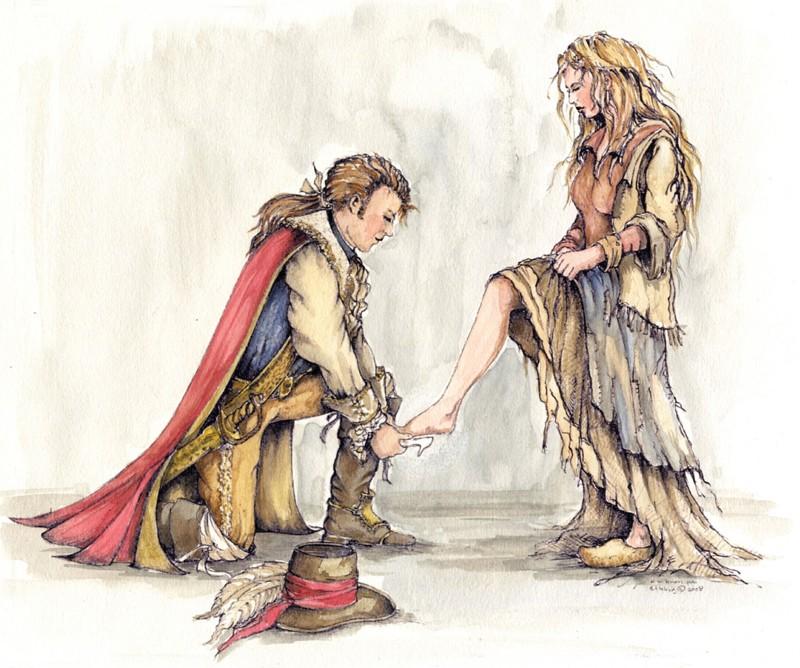 Folkandfairytales Aroundtheworld.blogspot on Cinderella Storytelling
