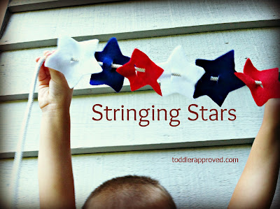 July 4th craft for kids