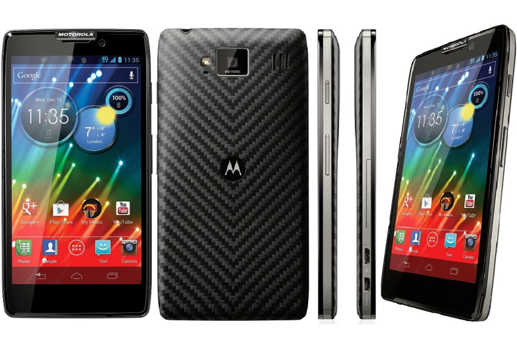 Motorola RAZR HD XT925 Pic