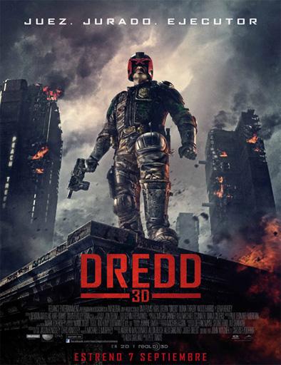 Ver Dredd (2012) Online
