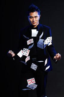 Demian Aditya - Master Illusionist Indonesia