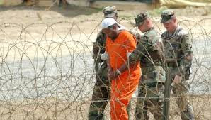 Ilegal Cárcel en Base Naval en territorio de  Guantánamo