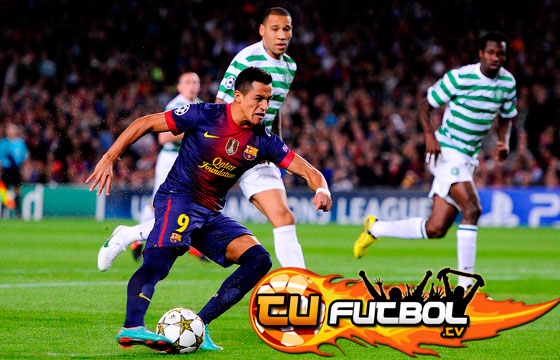 Barcelona vs Celtic en Vivo 2012 Gratis
