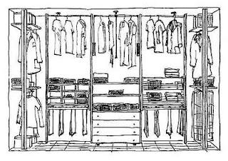 La cabina armadio interno cabina armadio - Armadio interno ...