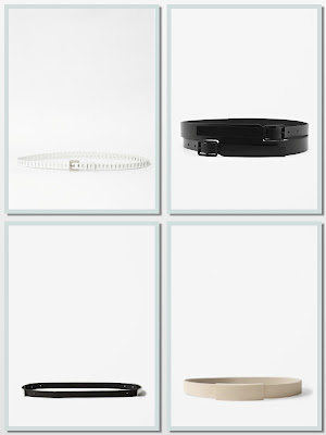 Cos accessories belts